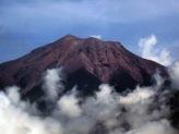 kerinci dari jalur gunung 7