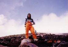 VEGETASI SLAMET 2000