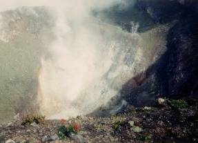 KAWAH GUNUNG GEDE 1999