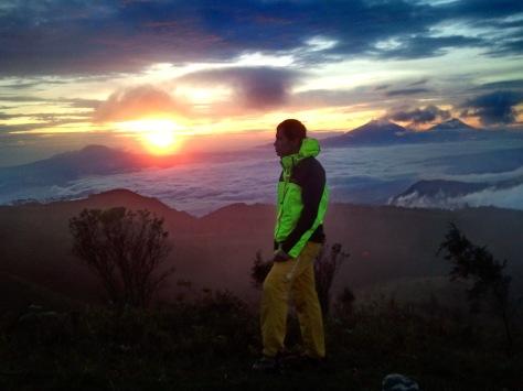 sunrise prau