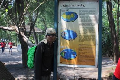 me & krakatau