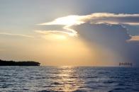 sebesi sunset
