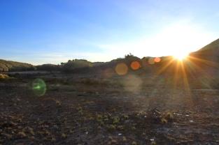 sunset pelataran