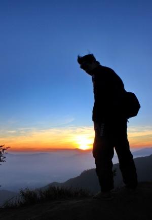 sunrise yang bagus