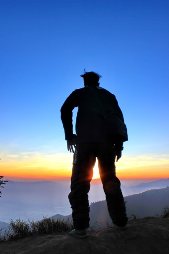 puncak mega sunrise