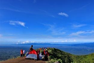 Top andong view
