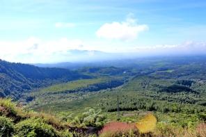 galunggung landscape