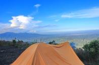 camp tugu view