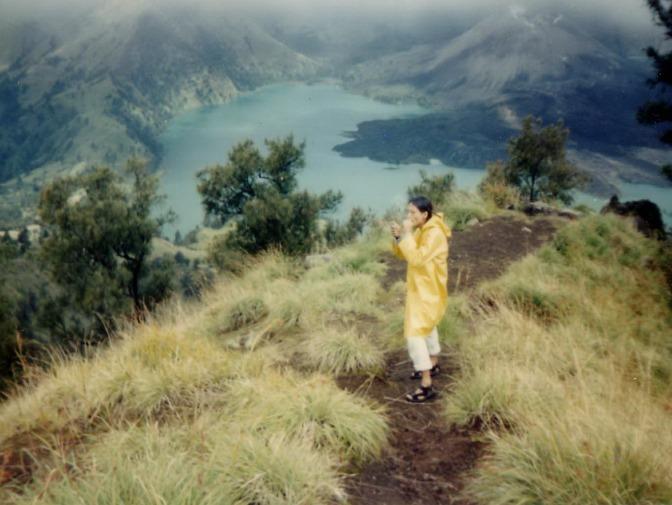 Gunung Rinjani ĵĭmzbl0ġ