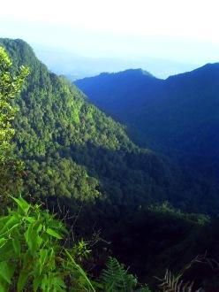 Lembah yang cantik